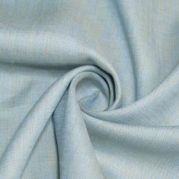 Lightweight Linen Blue Mélange.  03C68
