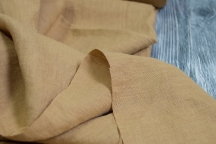 Wide Linen Fabric Stone Washed 245 cm