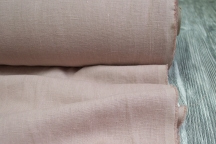 Heavy Weight Linen Fabric Stone Washed 09C52
